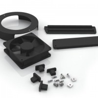MakersLED Fan & Plastics Kit