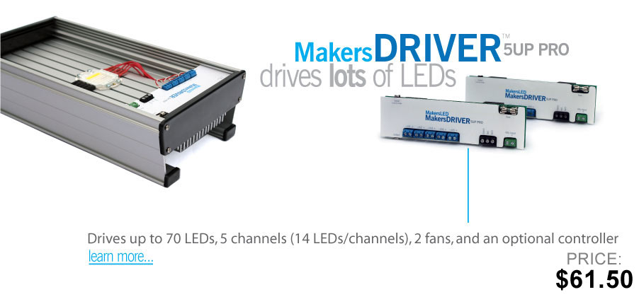 MakersDRIVER 5Up PRO