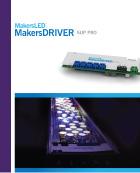 MakersDRIVER 5Up PRO Manual