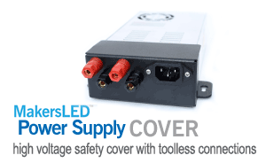 MakersLED Power Supply Cover