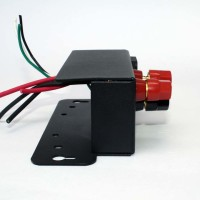 MakersLED Power Supply - Standalone, pre-wired with wire pigtails
