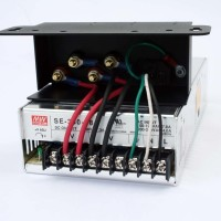 MakersLED Power Supply - Connected to an Example Power Supply PSU