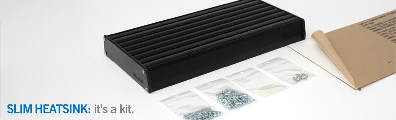 MakersHEATSINK Slim: It's a Kit